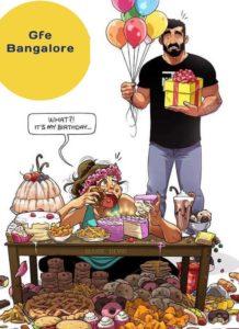 Five-star hotel escort in Bangalore